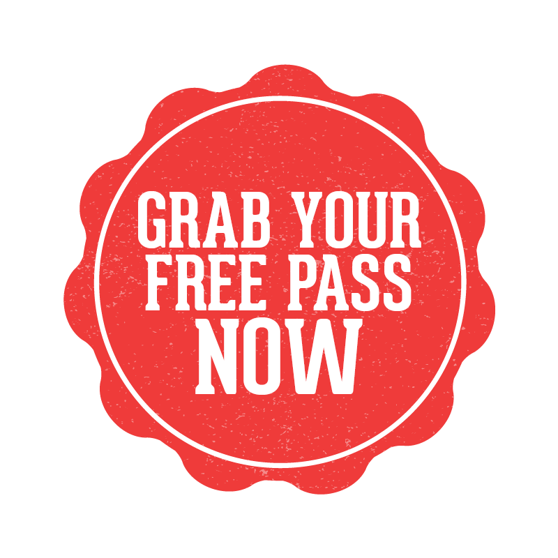 Grab Your Free Pass Now